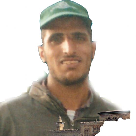 الشهيد القسامي/ خميس عبدالرحمن أبوصواوين