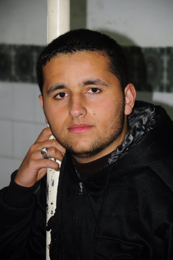 الشهيد القسامي محمود محمد رجب
