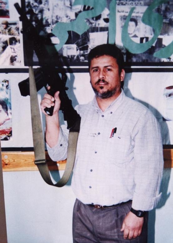 الشهيد القسامي محمود خالد حسين أبو هين