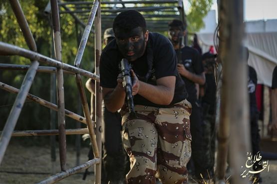 طلائع التحرير - اليوم الرابع- لواء خانيونس