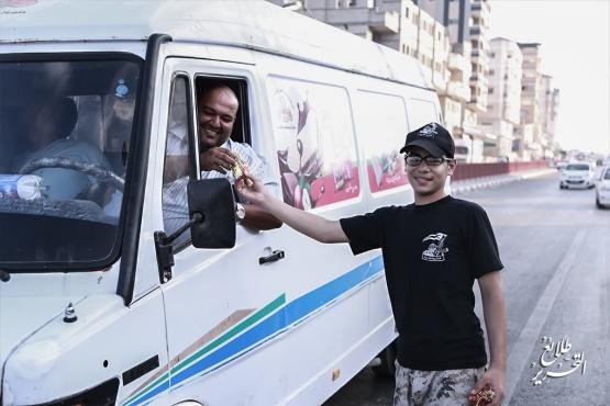 طلائع التحرير - اليوم الثالث - لواء الوسطى
