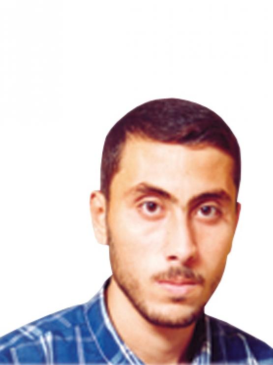 الشهيد القسامي سعيد ياسر سعيد عودة