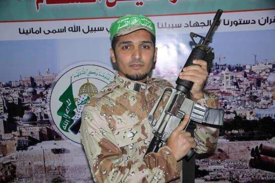 الشهيد القسامي محمد محمود حجاج