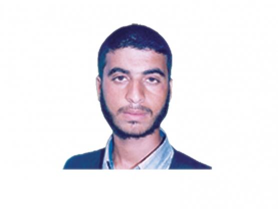 الشهيد القسامي عارف قاسم حسن جندية