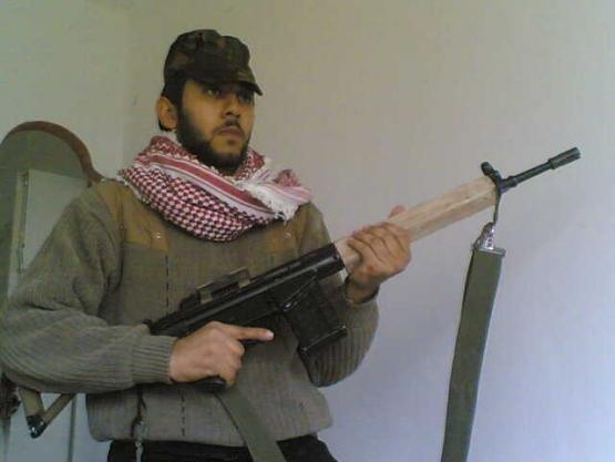 الشهيد القسامي/ شادي اقطيفان