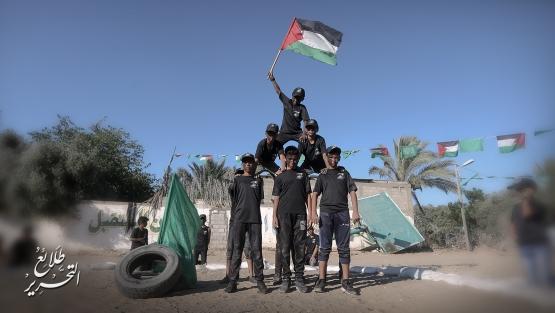 اليوم الثالث من المرحلة الثانية لطلائع التحرير - لواء الوسطى