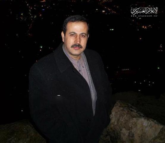 الشهيد القائد / محمود المبحوح