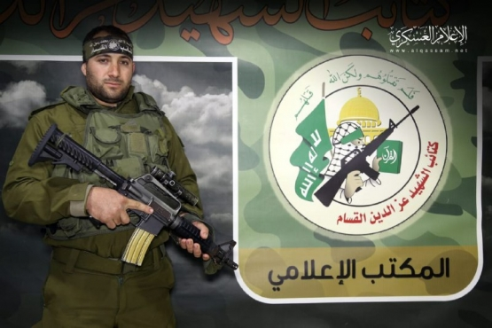 الشهيد القسامي/ داوود حسن أبو وردة