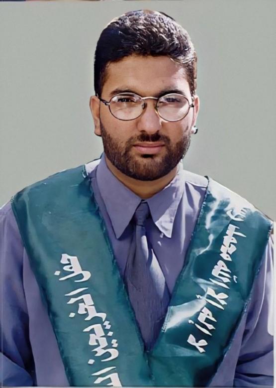الشهيد محمد هزاع الغول
