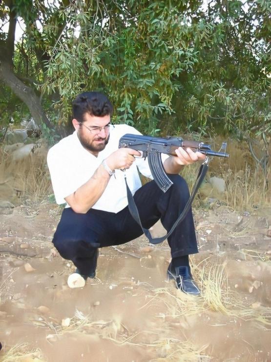 الشهيد رائد عبد الحميد مسك