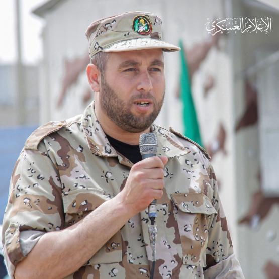 الشهيد القسامي القائد/ رائد العطار
