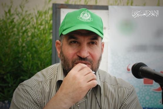 الشهيد القسامي القائد/ أحمد سعيد الجعبري