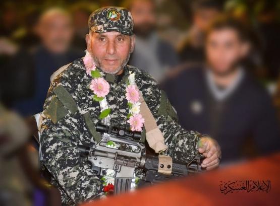 الشهيد القسامي/ محمد يوسف حسونة