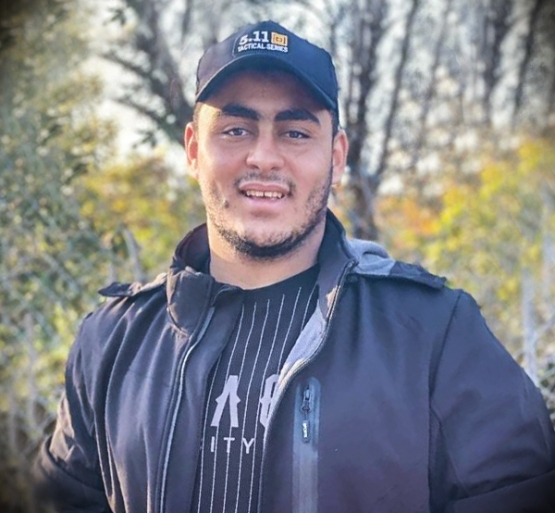 الشهيد القسامي / محمد خالد أبوزرقة
