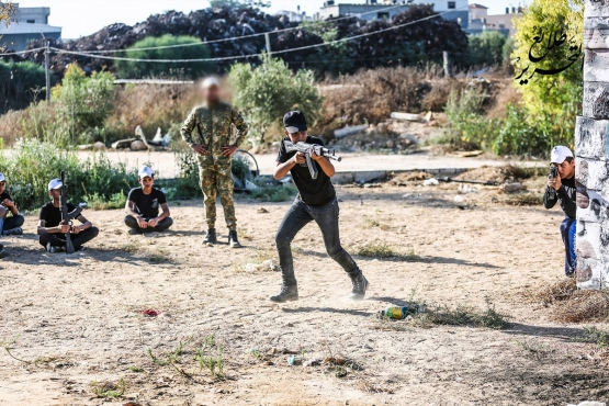 فعاليات مخيمات طلائع التحرير - المرحلة الثالثة - اليوم الخامس - ألبوم 4