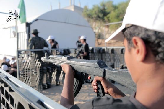 فعاليات مخيمات طلائع التحرير - المرحلة الثالثة - اليوم الثاني - ألبوم 2
