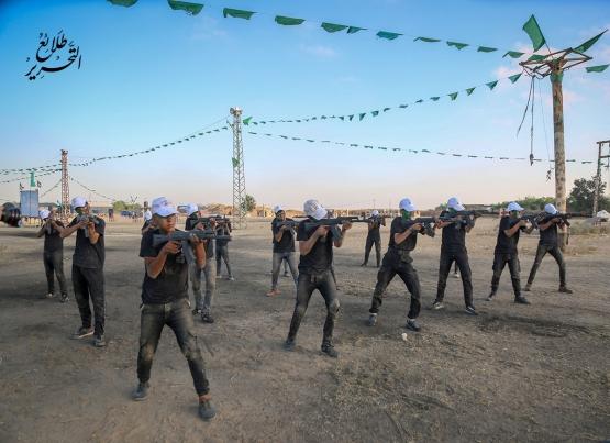 فعاليات مخيمات طلائع التحرير - المرحلة الثالثة - اليوم الثالث - ألبوم 5