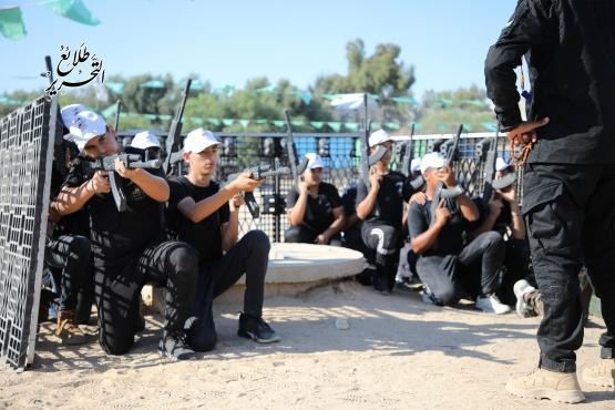 فعاليات مخيمات طلائع التحرير - المرحلة الثالثة - اليوم الخامس - ألبوم 1