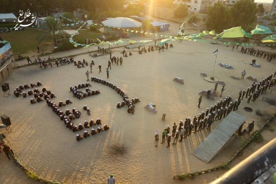 فعاليات مخيمات طلائع التحرير - المرحلة الثالثة - اليوم الثالث - ألبوم 2