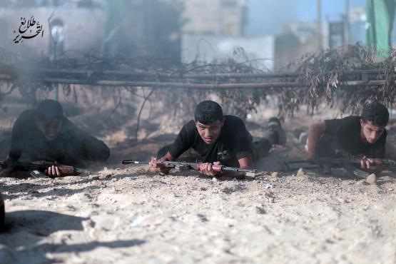 فعاليات مخيمات طلائع التحرير - المرحلة الثالثة - اليوم الخامس - ألبوم 5