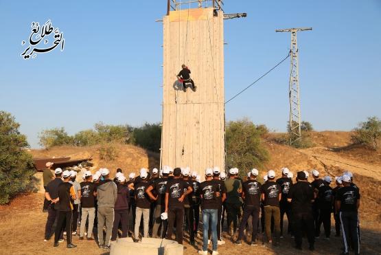 اليوم الثالث للدورة العسكرية التدريبية «سيف القدس»  - لواء رفح