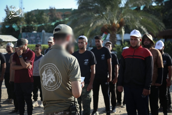 اليوم الرابع للدورة العسكرية التدريبية «سيف القدس»  - لواء خانيونس