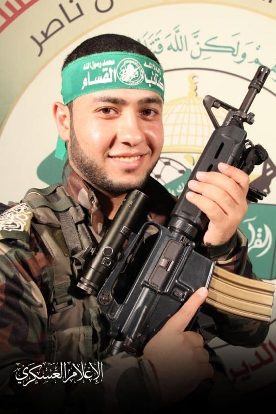 الشهيد القسامي/ محمد عبد الله فياض