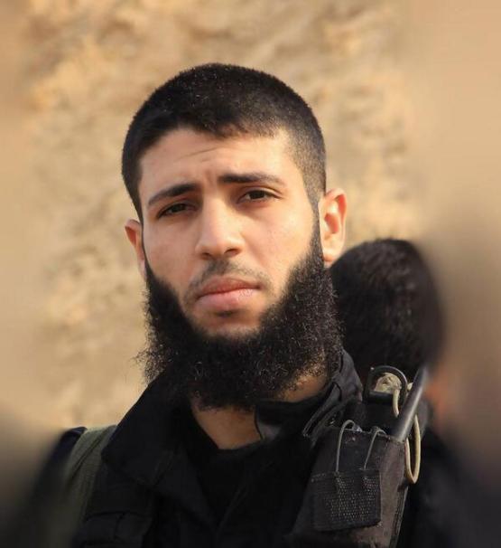 الشهيد القسامي أحمد خليل عياد