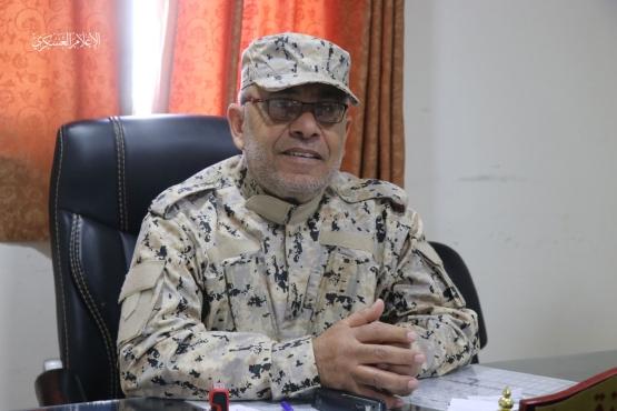 القائد الميداني/ نافذ أحمد الحلو
