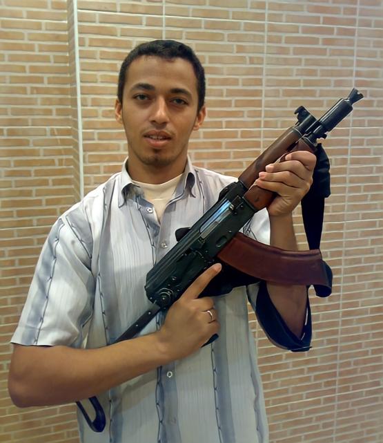 الشهيد هيثم عبد الحافظ عبد العال