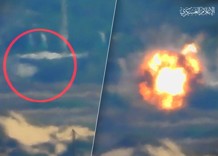 استهداف حافلة بصاروخ موجه