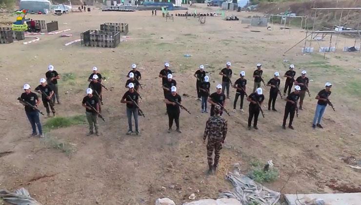 مشاهد من مخيمات طلائع التحرير «سيف القدس» (11-7)