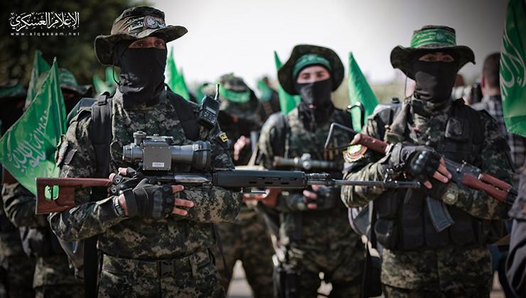 مسير عسكري في ذكرى حد السيف